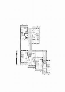 gallery of social housing 45 exles in plan and section
