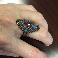 beautiful tapestry ring pattern and tutorial by