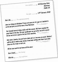 contoh surat pribadi bahasa inggris com simak gambar berikut