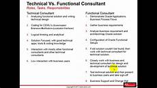 How To Change Careers How To Change Career From Oracle Technical To Functional