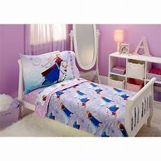 disney frozen 4 toddler bedding set unleash the