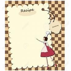 Recipe Borders Recipe Clip Art And Borders Clipart Panda Free Clipart