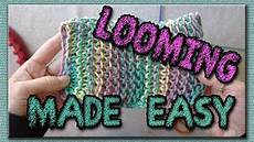 knitting beginner learn the stitches for loom knitting dish cloths