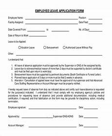 Employee Application Form Pdf Free 11 Sample Employee Application Forms Pdf