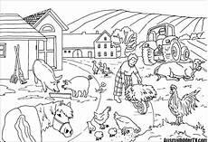 Malvorlagen Zum Ausdrucken Bauernhof Ausmalbilder Bauernhof Ausmalbilder