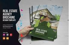 Brochures For Real Estate Real Estate Brochure Brochure Templates Creative Market