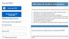 cittadinanza italiana ministero dell interno entra con spid nella cittadinanza cittadinanza italiana