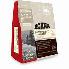 Acana Light Dog Food Buy Acana Light Amp Fit Dog Food 6 8kg
