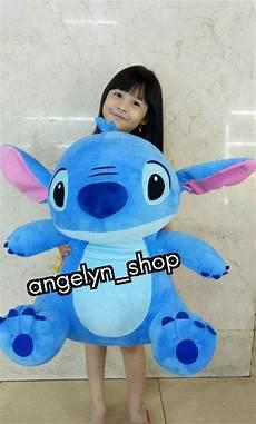 jual boneka stitch besar jumbo di lapak angelyn shop
