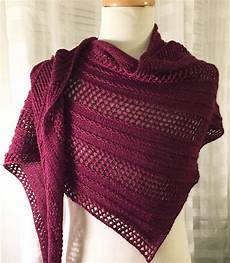 textured shawl knitting patterns in the loop knitting
