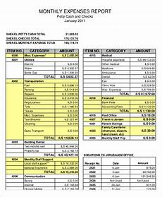 Small Business Expense Report Template 41 Expense Report Templates Word Pdf Excel Free