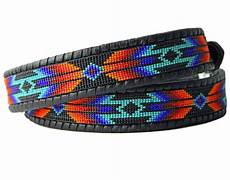 beadwork belt our beaded belts are tom