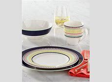 kate spade new york Dinnerware, Hopscotch Drive Navy