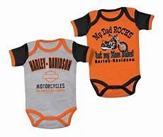 harley davidson baby boy clothes bieber harley davidson baby boys creeper set 2 pack