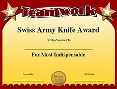 Funny Employee Award Certificates Funny Employee Awards 101 Funny Awards For Employees