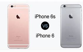 Image result for iPhone 6s and iPhone 6 Difference