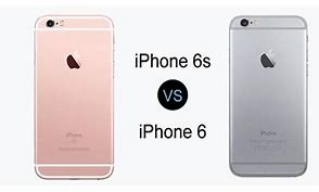 Image result for The iPhone 6 Side vs 6s