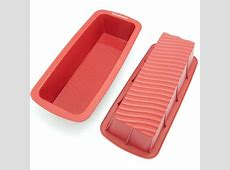 """Freshware 12.5"""" Large Silicone Mold/Loaf Pan for Soap"""