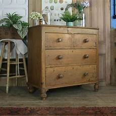 Products Six Drawer Narrow Chest Pine Antique Wax by Rustic Antique Pine Chest Of Drawers Mustard Vintage