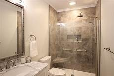 How To Start A Bathroom Remodel No Windows No Problem How To Open Up A Windowless Bathroom