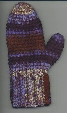 crocheted mitten pattern allfreecrochet