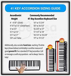 Piano Accordion Button Chart What Size Accordion Is Right For You Petosa Accordions