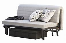 Sofa Mattress 3d Image by Scandinavian Folding Sofa Bed With Pillows And Plaid 3d