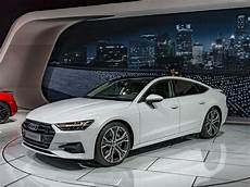2019 all audi a7 2019 audi a7 makes auto show debut kelley blue book with