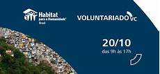 habitat para armazenamento da humanidade volunt 225 rios votorantim associa 231 227 o internacional habitat