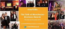 The Talk Award Finegreen At The Talk Of Manchester Business Awards 2015
