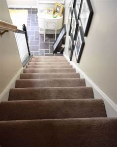 staircase makeover create and babble