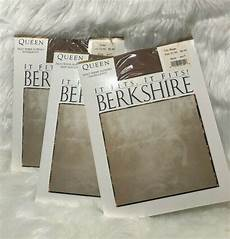 Berkshire Size Chart Berkshire 3x 4x Vintage New In Package City