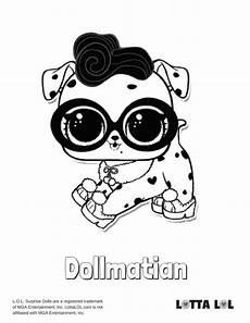 Malvorlagen Lol Apk Dollmatian Malvorlagen Lotta Lol Lol Series 3