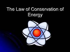 The Law Of Conservation Of Energy Law Of Conservation Of Energy Entropy