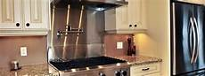 kitchen backsplash stainless steel stainless steel kitchen backsplash panels
