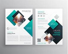 Report Cover Templates Modern Blue Brochure Cover Design Annual Report Flyer