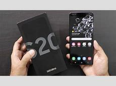 Samsung Galaxy S20 Ultra Unboxing & Overview (Indian Unit