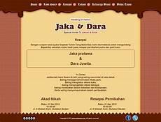 desain undangan pernikahan online gratis kata kata mutiara