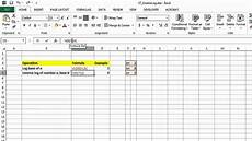 Excel Log Sheet How To Use The Inverse Log Function In Excel Ms Excel