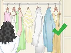 3 ways to hang clothes wikihow