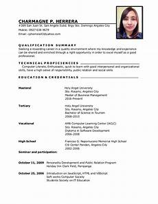 Resume Search Philippines Resume Charm 3