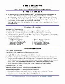 Civil Engg Resume Sample Resume For An Entry Level Civil Engineer Monster Com