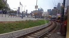 Light Rail Line Minneapolis Minneapolis Light Rail At Downtown East Metrodome Station