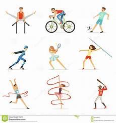uomini che fanno sport uomini e donne che fanno i vari generi di sport