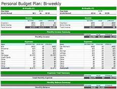 Weekly Budget Excel Template Document Templates 3 Free Spreadsheet Bi Weekly Budget