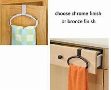 the cabinet door kitchen bathroom hanging towel