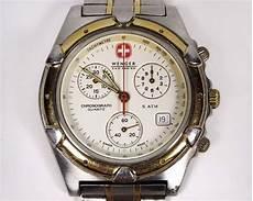 Wenger Sak Design Watch Genuine Wenger Sak Design Men S Chronograph Watch 3