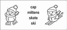 Picture Tests For Esl Kids Printables