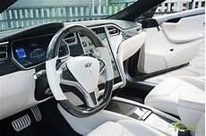 2019 Tesla Roadster Interior by Tesla Gloss Carbon Fiber Steering Wheel Tesla Roadster