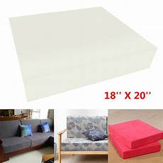 high density foam firm seat replacement upholstery sheet